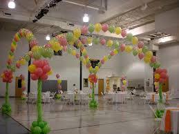 52 best dancefloor balloon canopy images on pinterest balloon