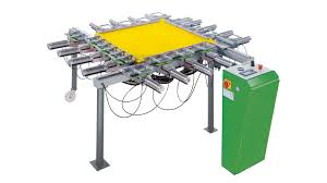 Stretching Table Stretching Machine G Stretch 215 For Screen Printing