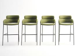 high fabric stool strike collection by debi by arrmet design