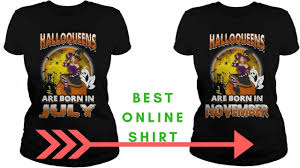 Best Cute Halloween Shirts For Women Buy Online 2017 Youtube