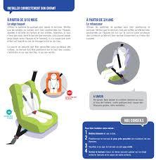 siège auto sécurité routière la mise en garde précieuse de cette maman sur les sièges auto