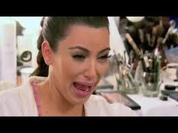 Kim Kardashian Crying Meme - kim kardashian if you know how i feel youtube