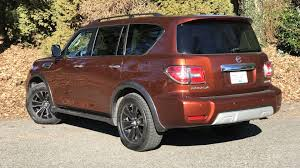 2017 nissan armada platinum interior 2017 nissan armada platinum test drive review