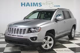 jeep compass used 2016 used jeep compass 4wd 4dr latitude at haims motors serving
