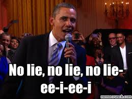 Lie Memes - lie no lie no lie ee i ee i