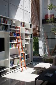 Bookcase Ladder Ikea by Furniture High Library Ladder Ikea With Double Drawers For Home
