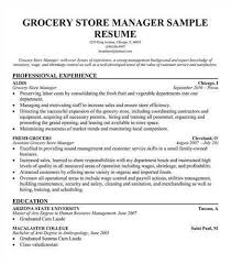sle resume templates accountants nearby grocery grocery manager resume jcmanagement co