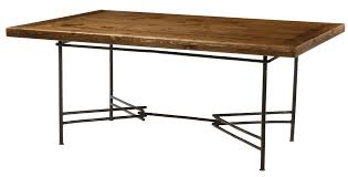 iron dining tables wrought iron table base stone county ironworks