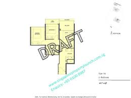 canopy floor plan clement canopy new condo clementi ave 1 by uol showflat
