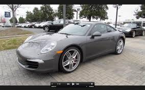2012 porsche 911 s specs 2012 porsche 911 991 s start up exhaust and in depth