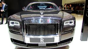 rolls royce car logo 2015 rolls royce ghost series ii exterior interior walkaround