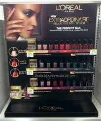 walgreens halloween makeup spotted at walgreens l u0027oreal extrodinaire gel lacque 1 2 3 system