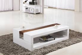 glossy white coffee table furniture white modern coffee tables canada storage compartments