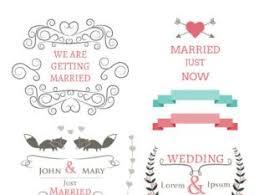 Wedding Design Wedding Design Elements Free Vectors Ui Download