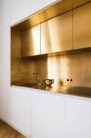 Kitchen Design Wallpaper Top 25 Best Brass Ideas On Pinterest Geometric Wallpaper