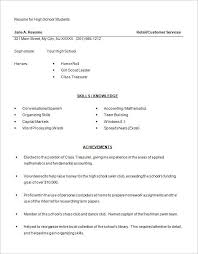 resume template no work experience high school student resume templates no work experience cover letter