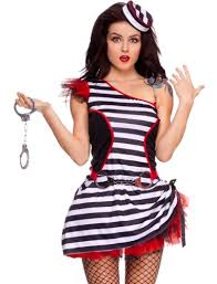 Halloween Costume Prisoner Prisoner Costumes Funtober
