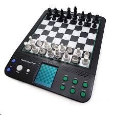 amazon com icore electronic talking chess computer set magnetic