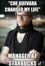 Ironically Liking Memes - hipster barista know your meme