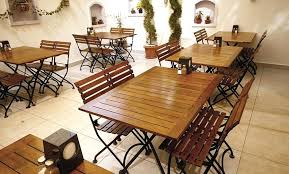 Rectangular Bistro Table Teak Bistro Table And Chairs Teak Pub Table And Chairs 833team