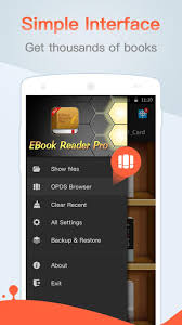 ebook reader for android apk ebook reader pro apk for android