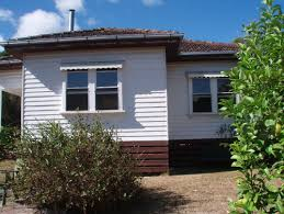 exterior color scheme for our 1940 u0027s weatherboard terracotta tiled