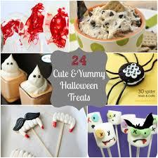 cute halloween appetizers 24 cute and yummy halloween treats