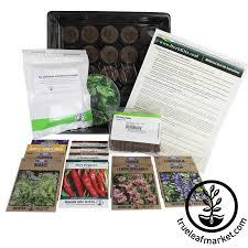 Indoor Herb Garden Kit Indoor Herb Garden Starter Kits Growing Herbs U2013 True Leaf Market