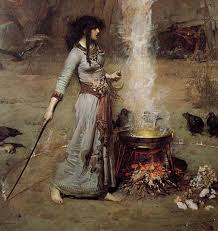 a basic ritual outline wiccan spells