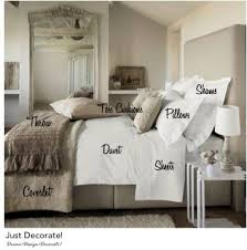 Neutral Bedroom Decorating Ideas - 3 ways to create a beautiful and comfortable bed third spaces
