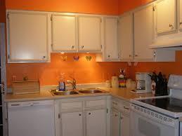 Orange Kitchens Ideas Light Orange Kitchen Walls Zhis Me
