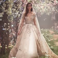 couture wedding dress paolo sebastian 2018 couture collection once upon a