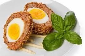 schottische küche scotch eggs schottische eier usa kulinarisch