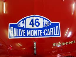 renault dauphine gordini 1964 renault r1095 dauphine gordini adamco motorsports