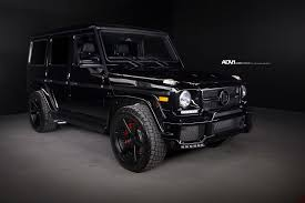 mercedes benz jeep matte black brabus mercedes benz g63 amg gets refined with adv 1 wheels adv