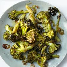 rachael ray roasted broccoli roasted broccoli with shallots crushed red pepper rachael ray