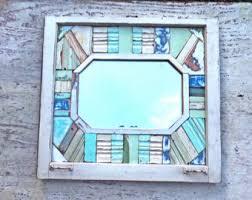 Mosaic Bathroom Mirrors by Mosaic Mirror Etsy