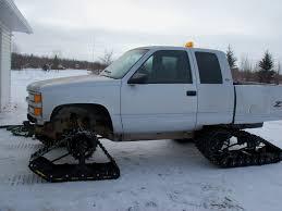 homemade truck new track truck