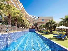 Schlafzimmerm El Bio Hotel In Dubai Rixos The Palm Dubai