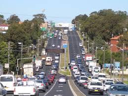 Interchange Road Wikipedia A3 Sydney Wikipedia