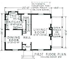 simple colonial house plans floor plans for colonial homes colonial floor plan remodel