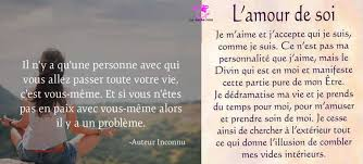 Amour De Soi Meme - citation du jour proverbe latin la vache rose