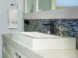 easy bathroom backsplash ideas bathroom back splashes easy backsplash ideas for bathroom granite