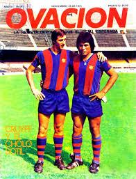 el cholo sotil cruyff and barca bbva
