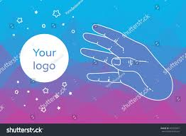 Footer Design Ideas Vector Web Banners Header Footer Abstract Stock Vector 493923697