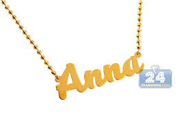 personalized name plate necklaces custom 14k yellow gold personalized nameplate necklace chain