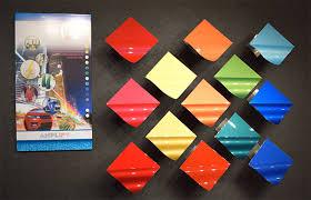 trending color palettes automotive color trends ppg paints coatings and materials