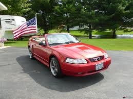 2000 Ford Mustang Black Reduced 2000 Ford Mustang Convertible Offer Baraga 5750 Car