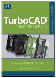 turbocad mac deluxe 2d 3d