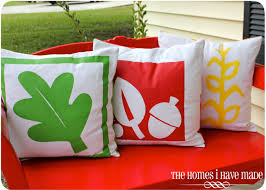Outdoor Christmas Pillows by Fresh Fall Decor Outside Version The Homes I Have Made